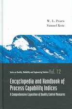 Encyclopedia and Handbook of Process Capability Indices:  A Comprehensive Exposition of Quality Control Measures