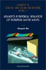Advances in Numerical Simulation of Nonlinear Water Waves