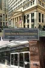Public Policy & Financial Economics