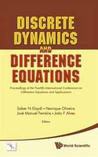 Discrete Dynamics and Difference Equations