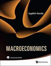 Macroeconomics [With CDROM]