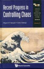 Recent Progress in Controlling Chaos