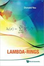 Lambda-Rings