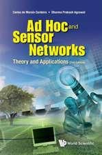 Ad Hoc and Sensor Networks