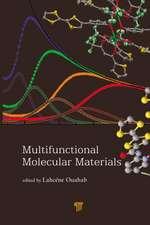 Multifunctional Molecular Materials