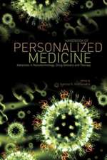 Handbook of Personalized Medicine:  Advances in Nanotechnology, Drug Delivery, and Therapy