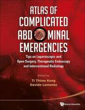 Atlas of Complicated Abdominal Emergencies