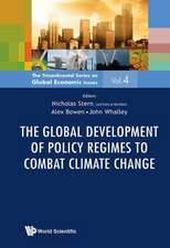 The Global Development of Policy Regimes to Combat Climate Change:  A Resource Book for Teachers and Educators