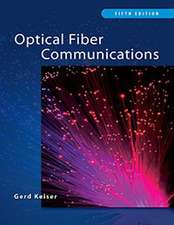 Optical Fiber Communications (Asia Adaptation)