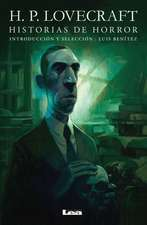 Historias de Horror: H.P. Lovecraft