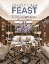 Luxury Villa Feast