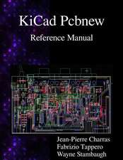 Kicad Pcbnew Reference Manual