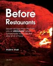 Before Restaurants