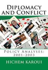 Diplomacy and Conflict